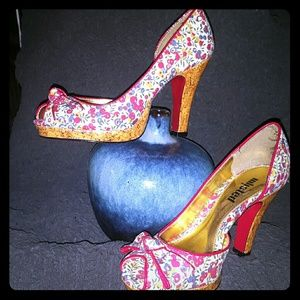 Unlisted Shoes - 🍭FLASH SALE🍒 UNLISTED BRAND NEW COLORFUL heels