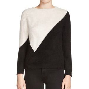 Maje Sweaters - NWT Maje Monument Color Block Sweater