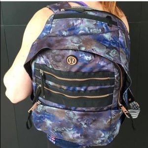 lululemon athletica Handbags - ISF lululemon moody mirage backpack