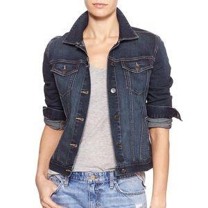 GAP Jackets & Blazers - Gap denim jacket dark wash