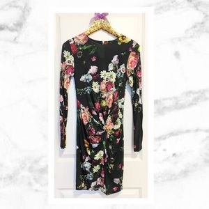Ted Baker London Dresses & Skirts - Ted Baker Izzie Oil Painting Dress