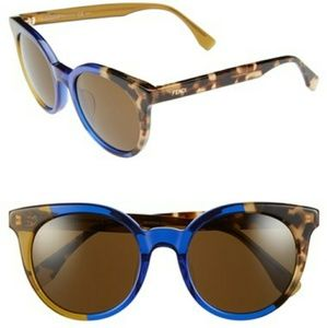 Fendi Accessories - MORE RDUCED NWT authentic Fendi 51mm sunglasses
