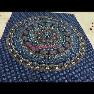 Other - 🎁Floor bed spread yoga meditation wall hanging💓