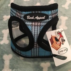 Bark Accessories - NWT Bark appeal XS dog harness