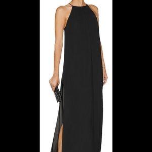 Elizabeth and James Dresses & Skirts - Elizabeth and James Racerback Maxi Black Dress