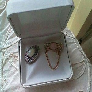 1928 JEWELRY  Jewelry - 1928 Brooches (2)