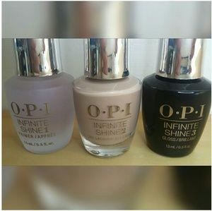 OPI Other - OPI infinite shine gel lacquer full size set