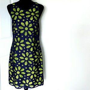 Ivy & Blu Mod floral dress (size 10)