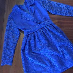 AMAZING vintage 60s/70s dress