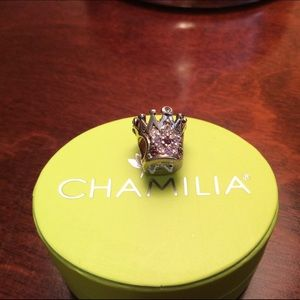 Chamilia Jewelry - Chamilia Crown Charm🎀Price Firm
