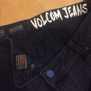 Volcom Denim - Ankle length Volcom Jeans