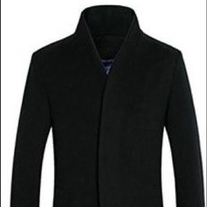 APTRO Other - APTRO Men's Wool French Slim Fit Business Coat