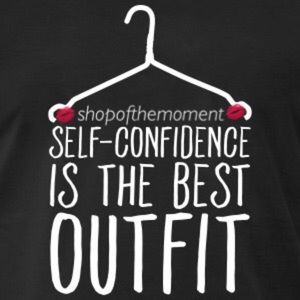 ♡✶ Confidence is ⓢⓔⓧⓨ ✶♡