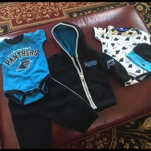 Carolina Panthers Sweatsuit