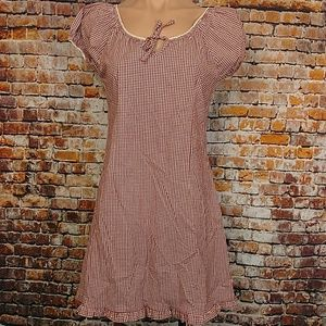 Other - NWOT Country Check Dress Girls XL