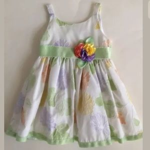 Youngland Other - Girls Youngland Floral Dress Size 2