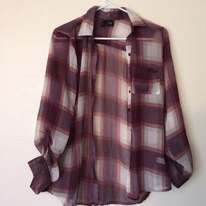Tops - Lightweights button up shirt