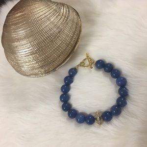 Handmade anchor bracelet