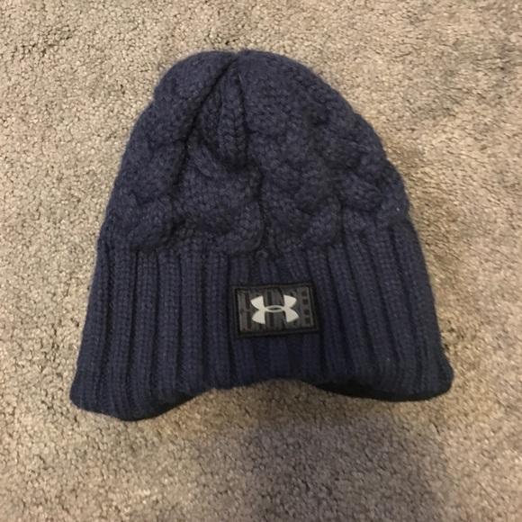 eb5db06992787 Women s fleece lined winter hat - Under Armour. M 58de9bb92de512a8cc00fcf2