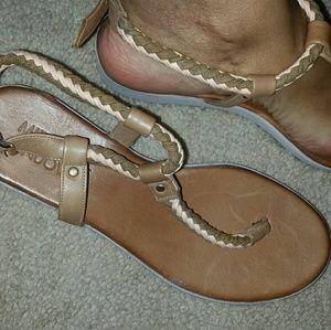 Miz Mooz Shoes - MIZ MOOZ ROPE THONG sandals