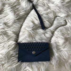 Rebecca Minkoff Handbags - 💕Flash Sale💕Rebecca Minkoff Studded Chain Clutch