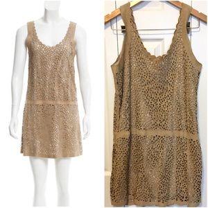 Marni Dresses & Skirts - Marni Leather Tank Dress