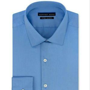 Geoffrey Beene Other - Blue short sleeve Dress Shirt