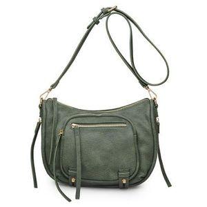 Urban Expressions Handbags - Urban Expressions Vegan Crossbody