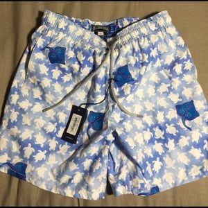 Vilebrequin Other - Special edition embroidered vilbrequin swim trunks
