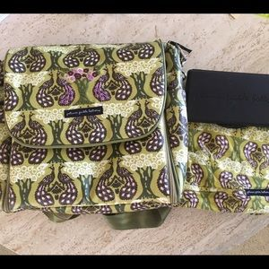 Petunia Pickle Bottom Handbags - Petunia Pickle Bottom Diaper bag&sling