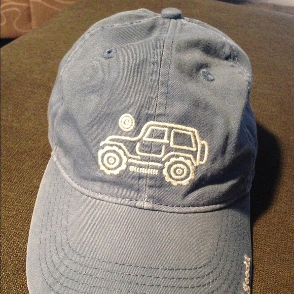edb911fc2ed Life is Good Other - Life is good jeep boys baseball hat new