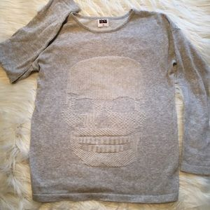 Kings of Cole Sweaters - Kings of Cole skull cotton sweater XS