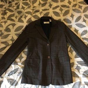 DKNYC Jackets & Blazers - Plaid woman's suit jacket