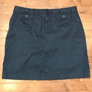 Old Navy twill skirt