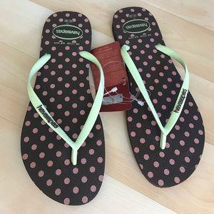 Havaianas Shoes - Brand new Havaianas flip flops