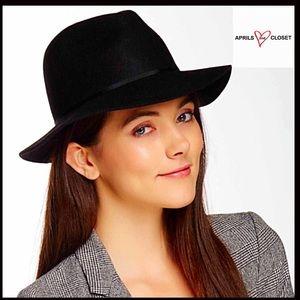Fedora Wide Brim Panama Hat