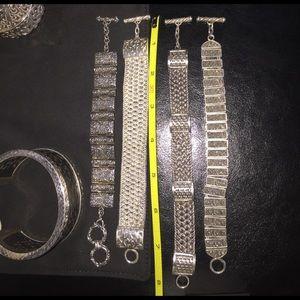 LOIS HILL bracelets cuffs necklaces+$ 925 Offers