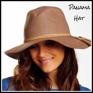 Collection XIIX Accessories - Wide Brim Floppy Panama Hat