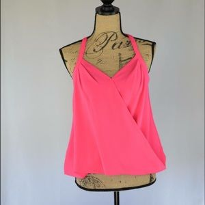 989530f4f4296d Hot Pink High-Low Tank (BRAND NEW). Boutique