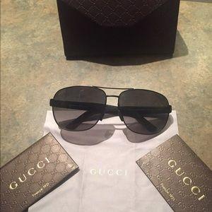 Authentic Gucci Aviators