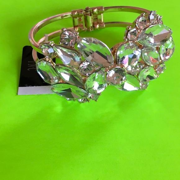 I.N.C Jewelry - 💕I.N.C  m.has Kell Rose Crystal Bracelet NWT💕