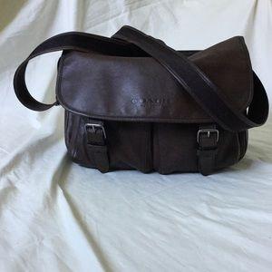 Coach Other - Coach satchel leather 100% authentic.