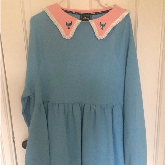 b83bd9dc037 Disney Lazy Oaf Cinderella sweater dress