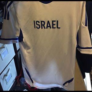Adidas Shirts - Adidas Israel Soccer Jersey e1559d03a