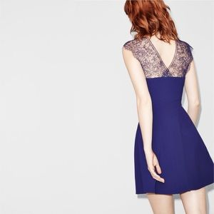 The Kooples Dresses - The KOOPLES $415 French lace skater dress