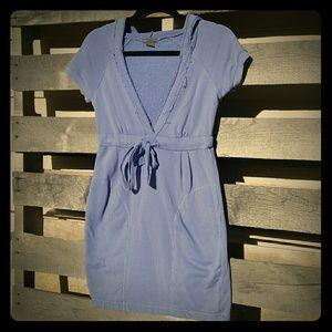 Armani Exchange Dresses & Skirts - Armani Exchange Hooded Dress
