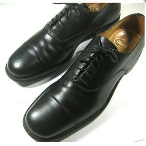Church's Other - CHURCH'S 8.5D Hand Made Rich Black Leather Oxfords