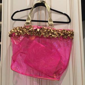 LeSportsac Handbags - LeSportsac Plastic Pool Bag