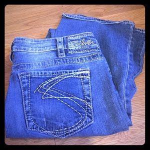 Silver Jeans Denim - Silver Aiko bootcut jeans w32x L33