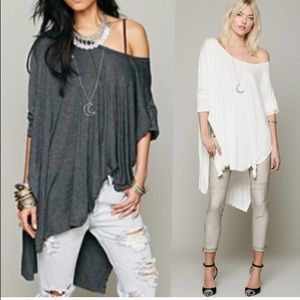 Other - Big Dipper TEE Oversized T-Shirt Hi-Low COVERUP